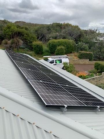 residential solar in Augusta WA
